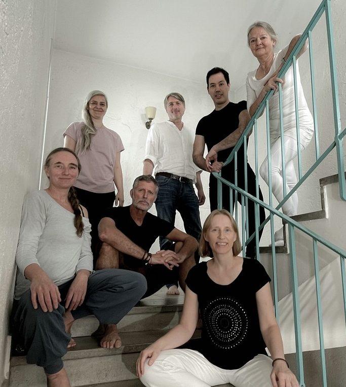 unser YogalehrerInnen Team
